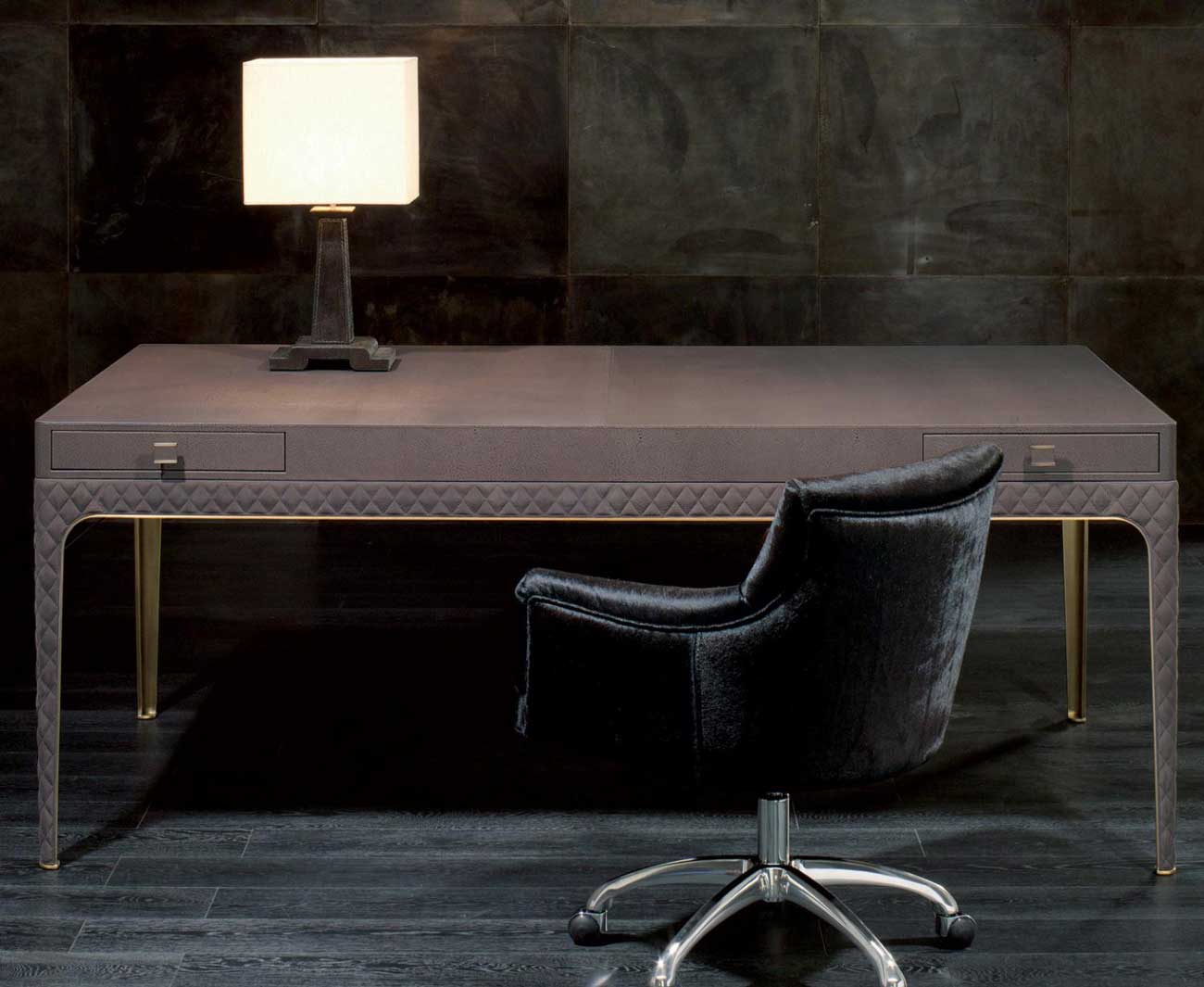 Coline Desk - Rugiano @ Wood-Furniture.biz