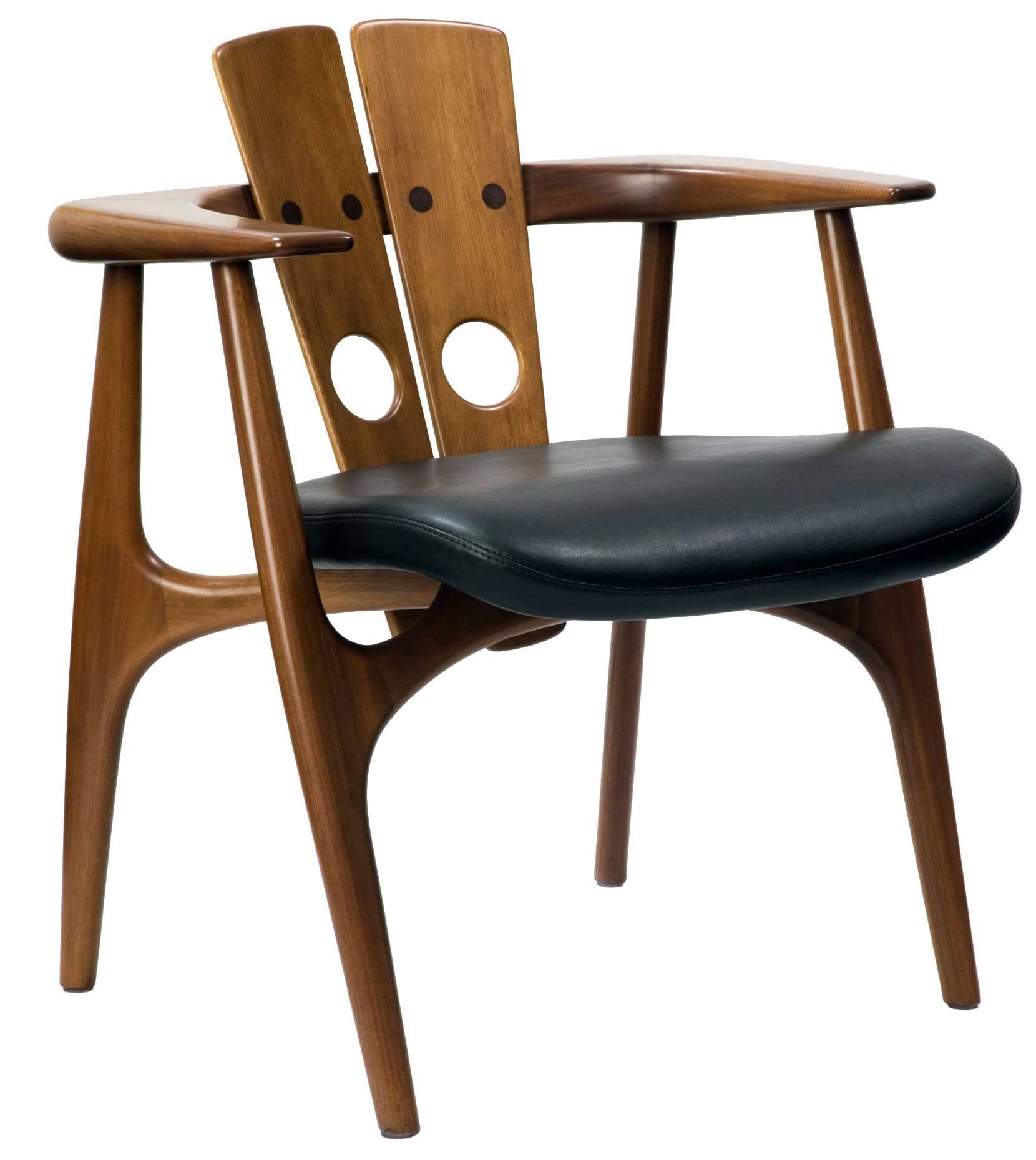 Katita Chair By Sergio Rodrigues Wood Furniture Biz