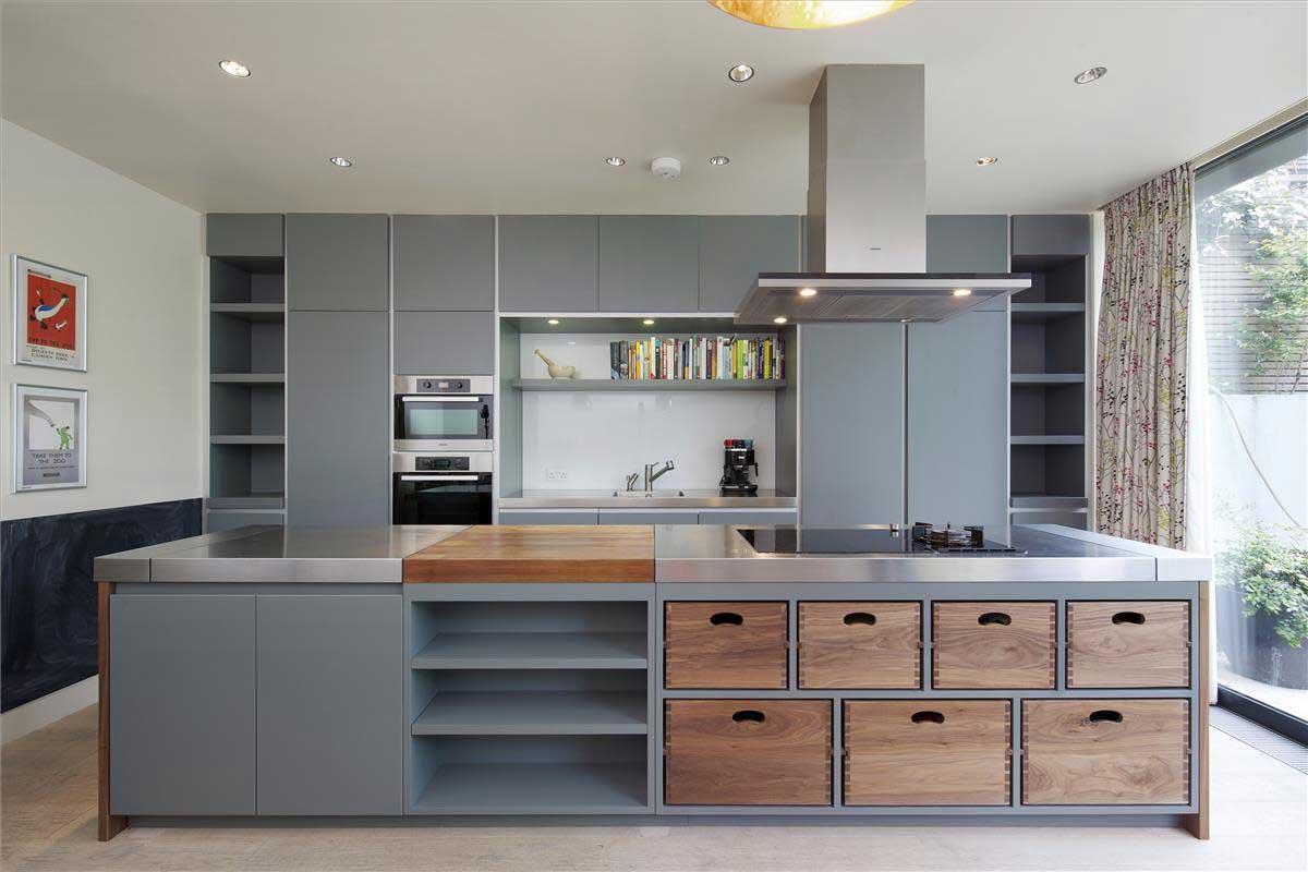Kitchens by Inglis Hall @ Wood-Furniture.biz