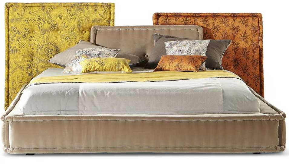 Mah Jong Bed by Marco Fumagalli for Roche Bobois @ Wood-Furniture.biz