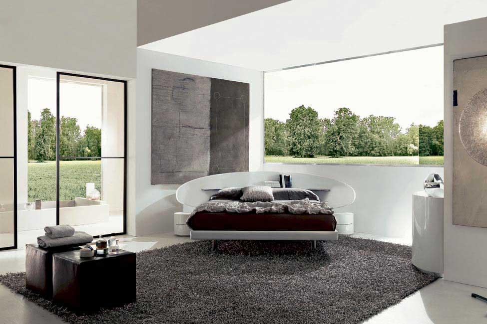 Corner Beds - Fimes @ Wood-Furniture.biz