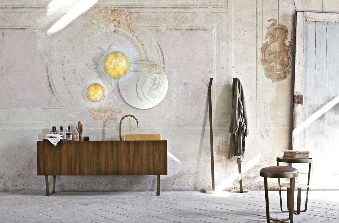 Must Bathroom By Willy Dalto For Altamarea Wood