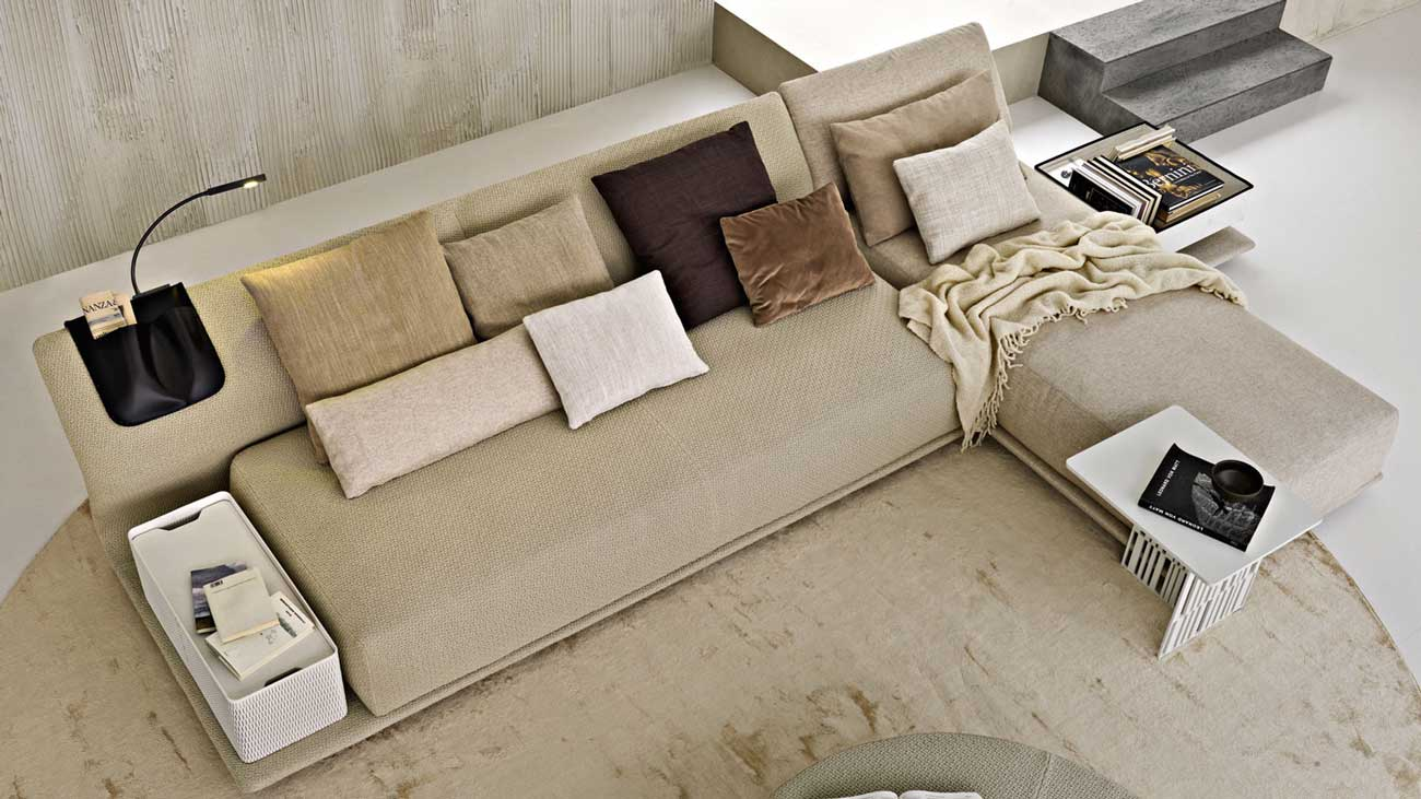 Night & Day Seating by Patricia Urquiola - Molteni @ Wood ...
