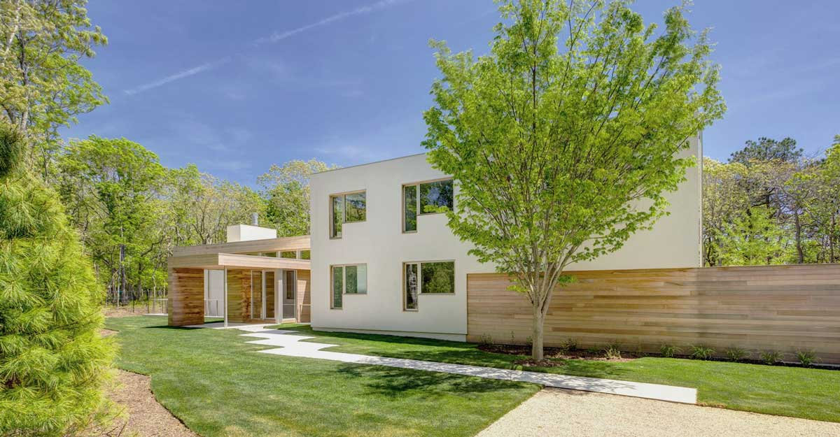Amagansett North House by BergDesign Architecture @ Wood ...