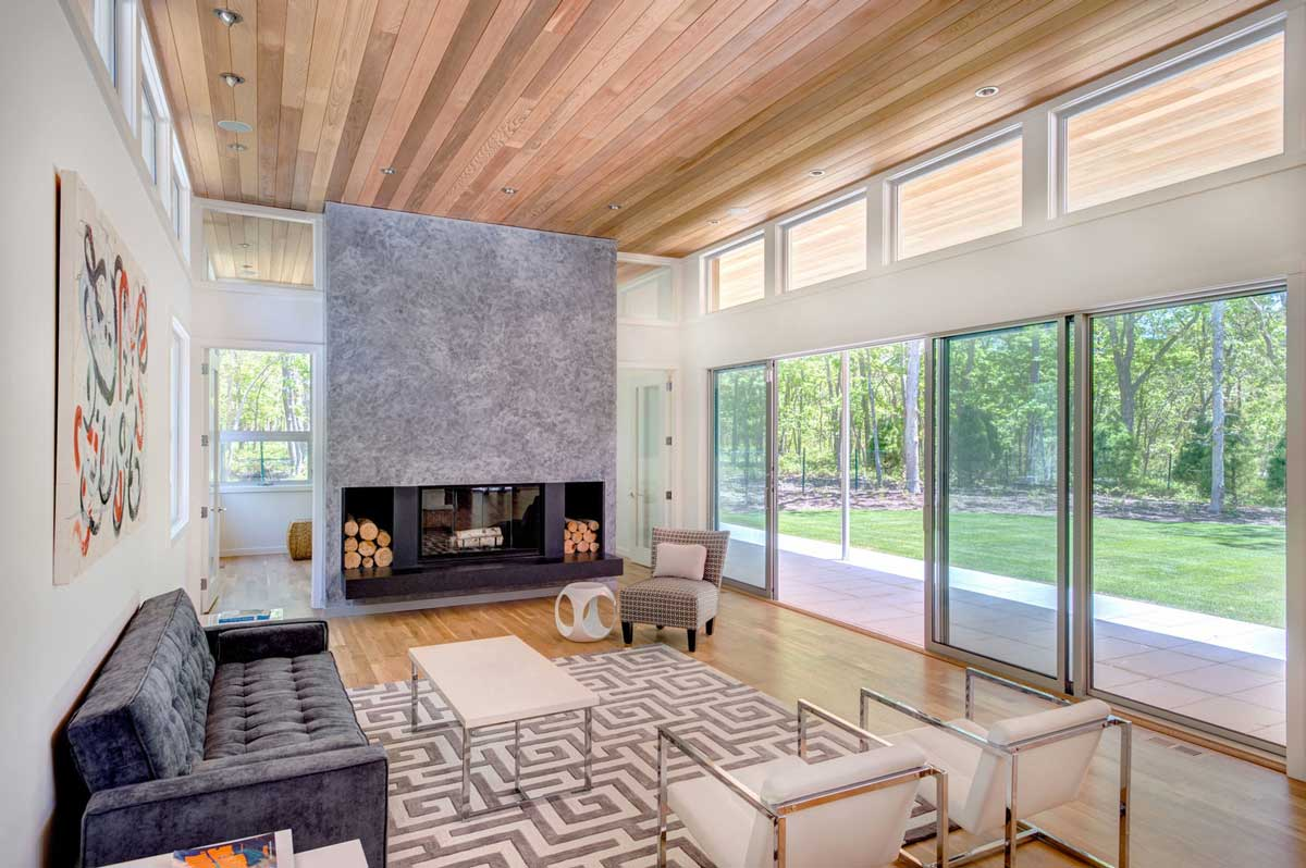 Amagansett North House By Bergdesign Architecture Wood