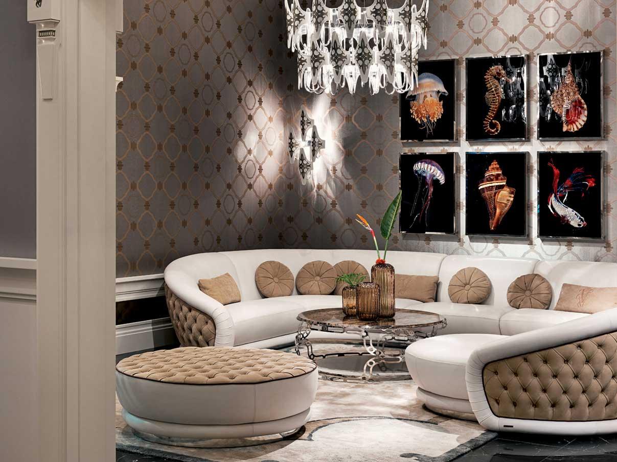 Sonhos Sofa By Roberto Lazzeroni For Visionnaire Wood