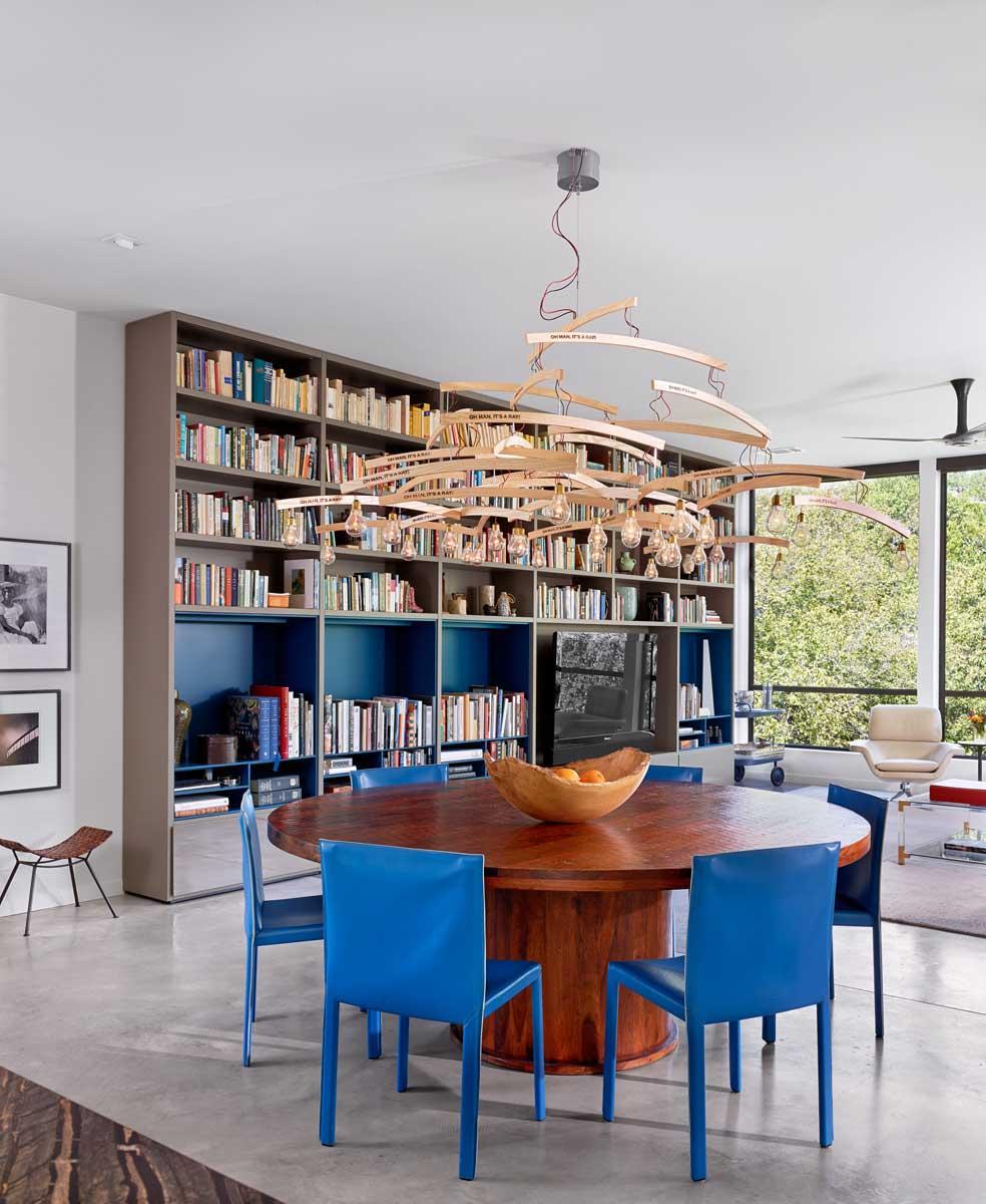 Stratford Creek House By Matt Garcia Design Wood