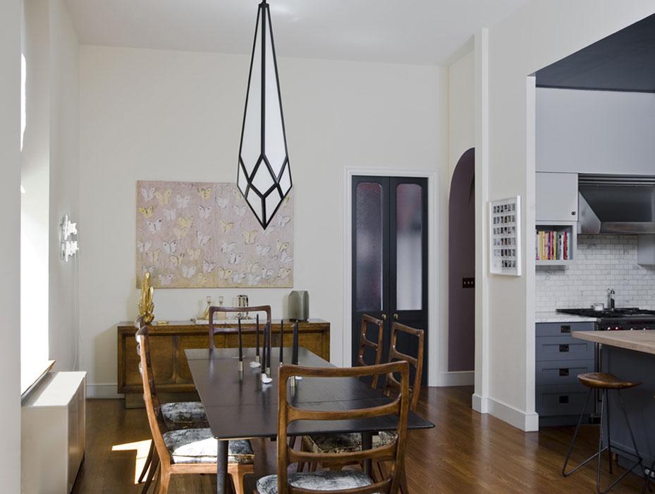 Tribeca Residence By Jaklitsch Gardner Architects Wood
