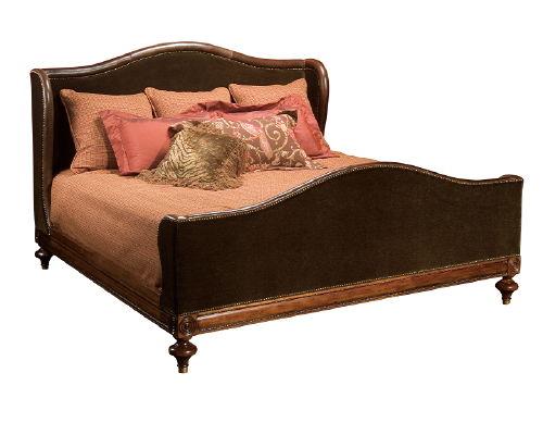 Wood - Furniture.biz : Products : Ferguson Copeland : bedrooms : Edwardian King Bed