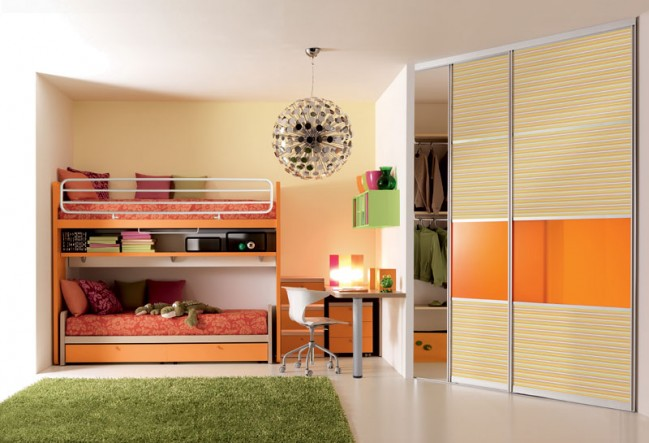 Wood - Furniture.biz | Products | Bunk Beds | Doimo City Line
