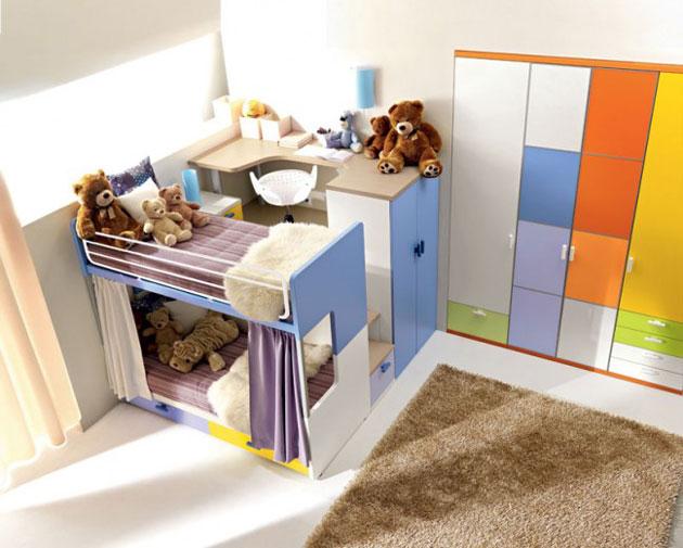 Wood - Furniture.biz | Products | Children\'s Furniture | Doimo City ...