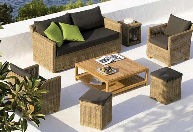 Wood Products Outdoor Furniture