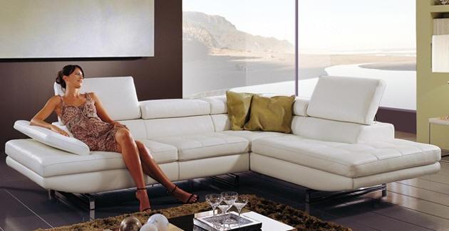 Wood - Furniture.biz | Products | Sofas | Max Divani | Charme