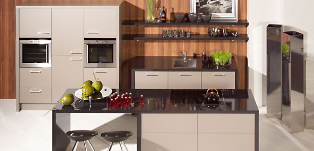 Wood - Furniture.biz | Products | Kitchen Furniture | Nolte | Manhattan