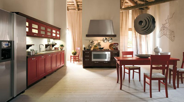 wood - furniture.biz | products | kitchen furniture | siloma ... - Siloma Cucine