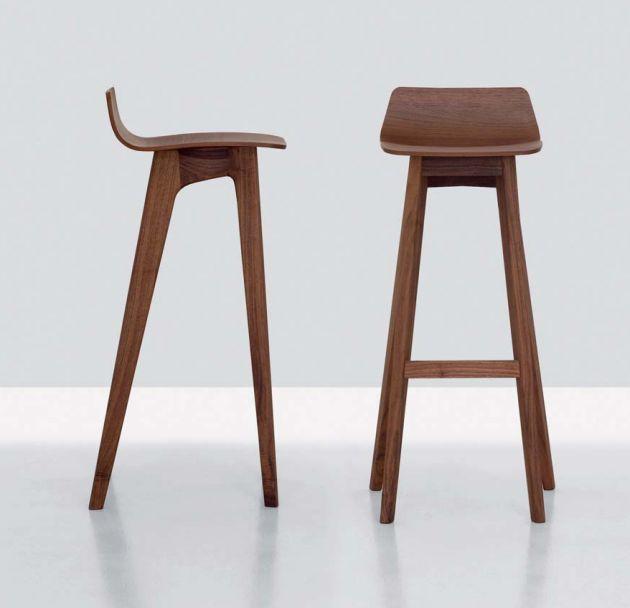 Astounding Wood Furniture Biz Products Zeitraum Morph Barstool Spiritservingveterans Wood Chair Design Ideas Spiritservingveteransorg