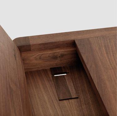 Wood Furniturebiz Products Zeitraum Secret Table