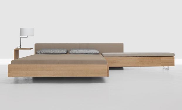 Wood - Furniture.biz | Products | Bedrooms | Zeitraum | Simple Comfort Bed