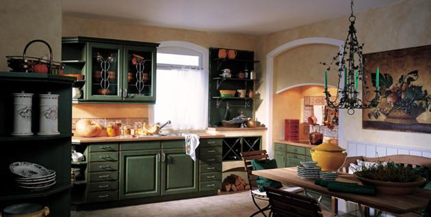 Provence Kitchen Decor