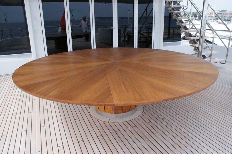 Wood Furniturebiz Photos The Fletcher Capstan Table