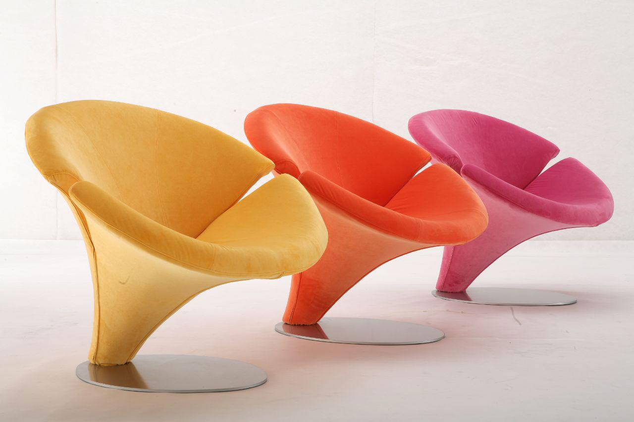 wood furniture biz flower chair by sandro santantonio
