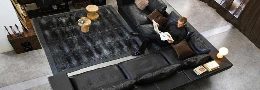 ess sofa by giuseppe vigan - Esssofa