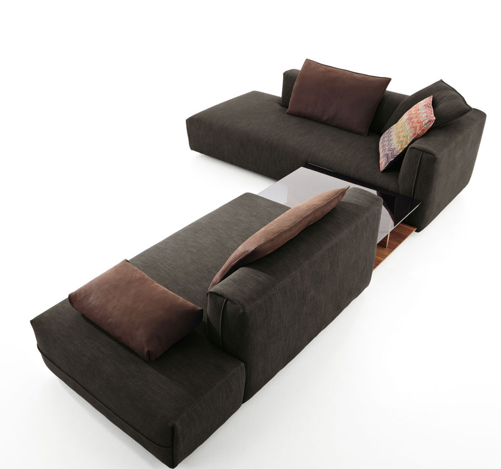 Wood glenn sofa design inhouse for Sofa koinor