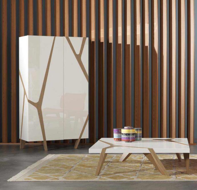 Love This Mangrove Wardrobe From Roche Bobois Design